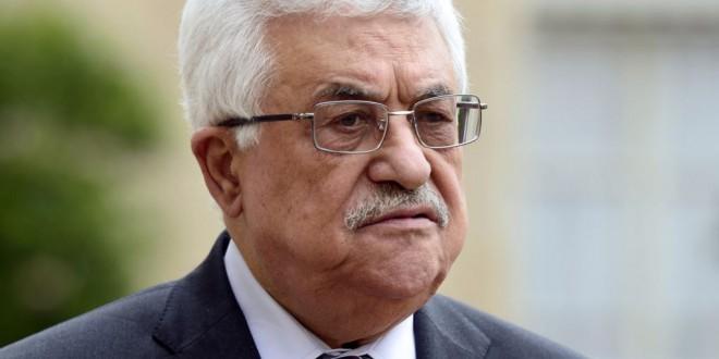 عباس أخطر رجل دبلوماسي هدد كيان دولة (اسرائيل)