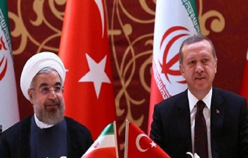 Image result for اردوغان وايران